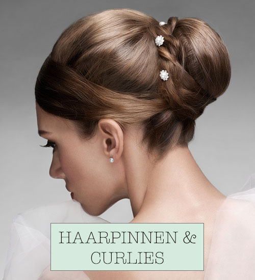 Haarpinnen & curlies