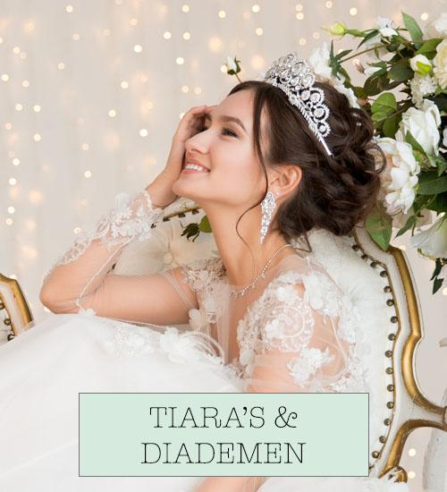 Tiara's & diademen