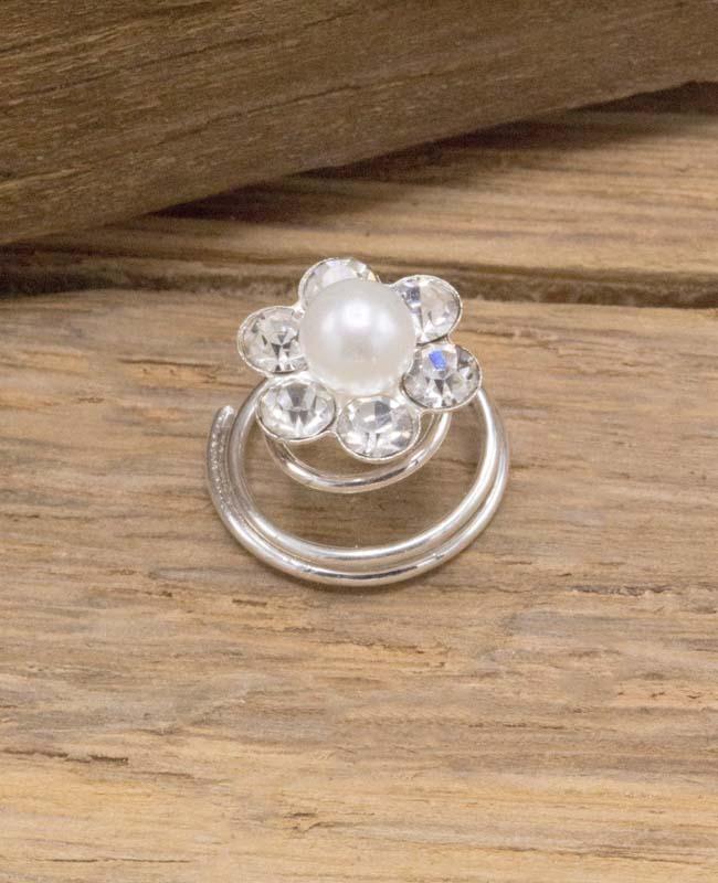 Curlie Cristal Flower