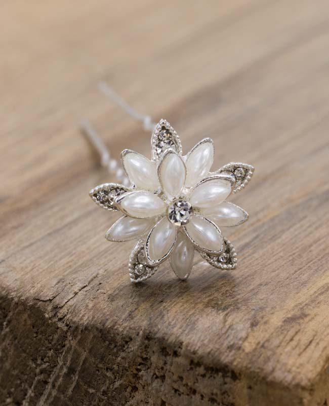 Haarpin Classic Flower
