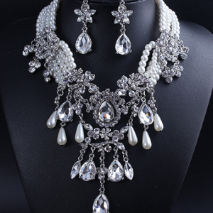 Necklace Crystal Marella