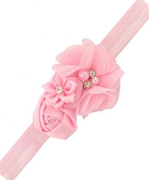 Haarband Lelia Pink